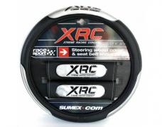 Sada poťahu na volant a poťahov na bezpečnostné pásy  (2505XRC)