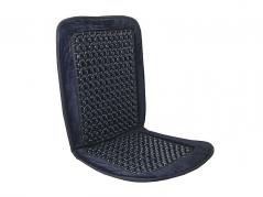 Poťah sedadla guličkový čierny (AM-0498)
