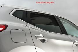 Slnečné clony na okná - MERCEDES-BENZ Serie ML terénne vozidlo (2005-2012) - Len na bočné stahovacie sklá (MB-M-5-B/18)