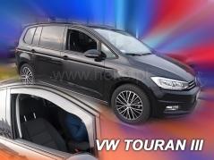 Deflektory na Volkswagen Touran, 5-dverová, r.v.: 2015 - (31004)