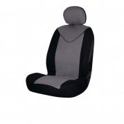 """Poťah na prednú sedačku """"UNICORN"""", čierna/šedá (FUND95G)"""