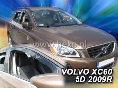 Deflektory na Volvo XC60, 5-dverová, r.v.: 2008 - (31235)