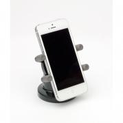 Držiak na iPod, mobil a PDA, otočný, čierny (XSIPODB)