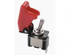 Tuningový spínač ON/OFF, červený (2404280)