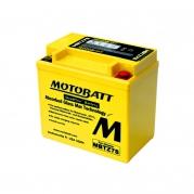 Motobatéria MOTOBATT MBTZ7S, 6,5Ah, 12V (YTX5L-BS)