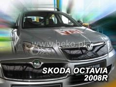 Zimná clona ŠKODA Octavia II 2007r.-> 2013r. Horná (02047)