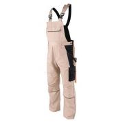Pracovné nohavice na traky DOHAR, veľkosť XL (YT-80448)