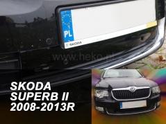 Zimná clona ŠKODA SUPERB II 2008r.->2013r. Dolná (04033)