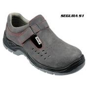 Sandále pracovné SEGURA S1 veľ.38 (YT-80462)