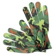 Rukavice záhradnícke veľ.8, camuflage dub (YT-74113)