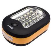 Lampa svetelná, ručná 24+3 LED (YT-82731)