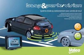 Parkovací asistent Valeo Beep&Park 632060 (632060)