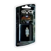 LED žiarovka EVO SV8.5 36mm 6LED 12V, biele (EV93175)