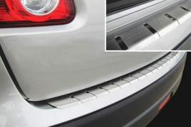 Lišta zadného nárazníka profilovaná - VW Caddy III Facelift od r.2015 (24022)