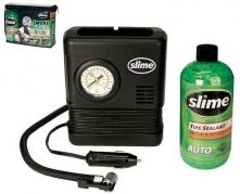 Polo-automatická opravná sada SLIME Smart Repair pre pneu defekty osobných áut  (CRK305-IN)