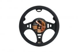 Poťah volantu ručne šitý (HMA30BW)