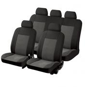 Poťahy na sedadlá TEXAS čierne (FUNDBAS)