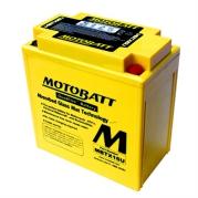 Motobatéria MOTOBATT MBTX16U, 19Ah, 12V (YTX16-BS)