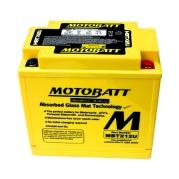 Motobatéria MOTOBATT MBTX12U, 14Ah, 12V (YTX12-BS)