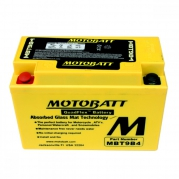 Motobatéria MOTOBATT MBT9B4, 9Ah, 12V (YTX7A-BS)