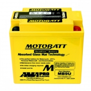 Motobatéria MOTOBATT MB9U, 11Ah, 12V (YB7-A)