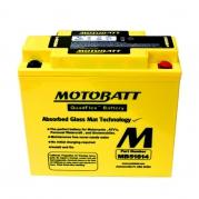Motobatéria MOTOBATT MB51814, 22Ah, 12V (51814)