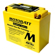 Motobatéria MOTOBATT MB18U, 22,5Ah, 12V (YB18L-A)