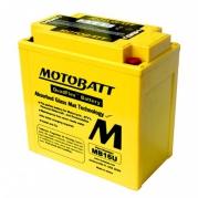 Motobatéria MOTOBATT MB16U, 20Ah, 12V (YB16B-A)