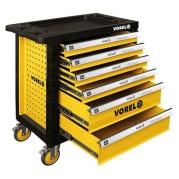 Dielenský vozík - skrinka 6 zásuviek  (YT-58539)