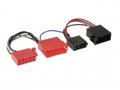 ISO Adaptér 10PIN pre aktívne audio AUDI, VW RISO-153 (TSS-RISO-153)