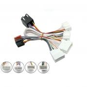 ISO HF adaptér GO BASE, Ssangyong Tivoli (15-) ISO 544 (TSS-ISO 544)