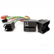 ISO HF adaptér plne osadený, Renault (09-) ISO 584 F (TSS-ISO 584 F)