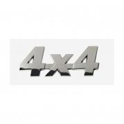 Emblém 4x4 chróm, 35 x 90 mm (LOG1338)