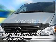 Kryt prednej kapoty - Mercedes Vito, Viano od r.2003 (24613)