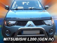 Kryt prednej kapoty - Mitsubishi L-200 IV, od r.2006 (02136)