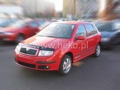 Kryt prednej kapoty - Škoda Fabia I, od r.2000 (24630)