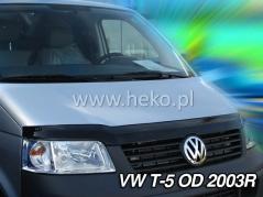 Kryt prednej kapoty - VW T-5, od r.2003 (02112)