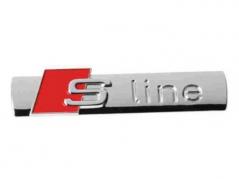 """Emblém """"S-LINE"""" chróm (LOG1694)"""