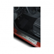 Prahové lišty Chevrolet Spark II od r.2010 (24700)