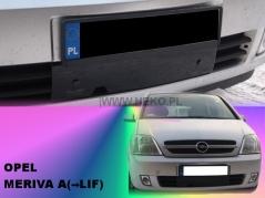 Zimná clona Opel Meriva A, 2003r. - 2006r. (04049)