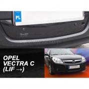 Zimná clona Opel Vectra C Liftback, 2006r. - 2008r. Dolná (25281)
