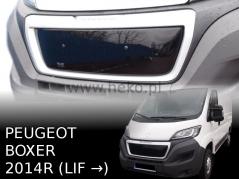 Zimná clona Peugeot Boxer II Facelift 2014- (04050)
