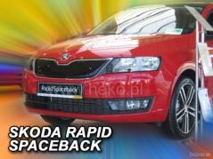 Zimná clona Škoda Rapid od r. 2012 Horná (04006)