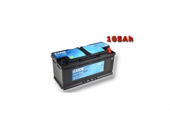Autobatéria EXIDE START-STOP AGM 105Ah, 12V, EK1050 (EK1050)