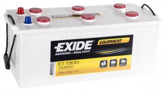 Trakčná batéria EXIDE EQUIPMENT, 180Ah, 12V, ET1300 (ET1300)