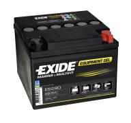 Trakčná batéria EXIDE EQUIPMENT GEL, 25Ah, 12V, ES290 (ES290)