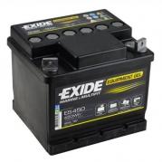Trakčná batéria EXIDE EQUIPMENT GEL, 40Ah, 12V, ES450 (ES450)