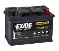 Trakčná batéria EXIDE EQUIPMENT GEL, 56Ah, 12V, ES650 (ES650)