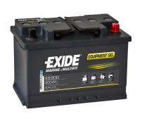 Trakčná batéria EXIDE EQUIPMENT GEL, 80Ah, 12V, ES900 (ES900)