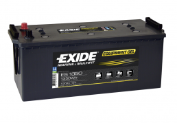 Trakčná batéria EXIDE EQUIPMENT GEL, 120Ah, 12V, ES1350 (ES1350)